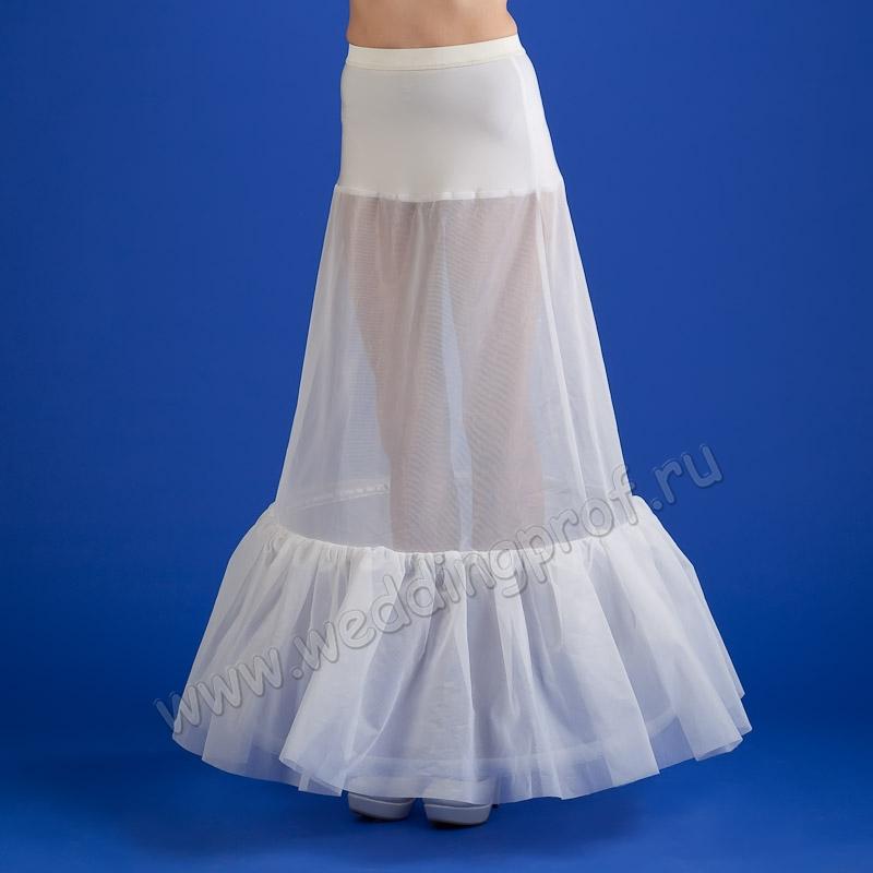 Как сшить нижнюю юбку к платью 232